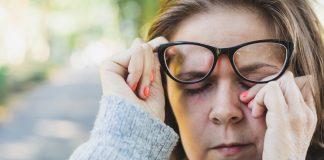 COVID-19 prévention : Éviter de se toucher les yeux, le nez et la bouche