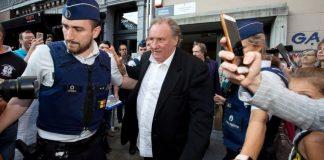 Depardieu entendu par la police pour viols (détail)