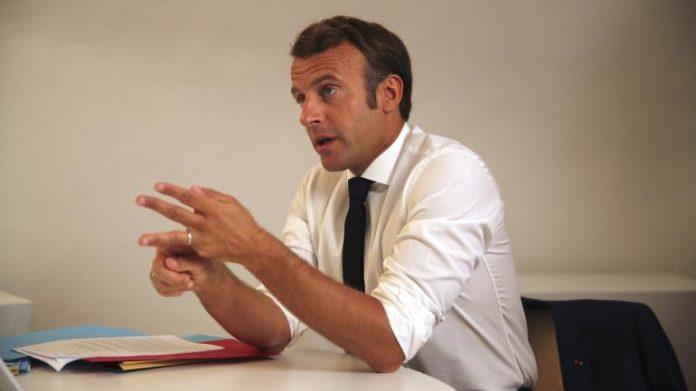 Double conseil de défense pour Emmanuel Macron (détail)