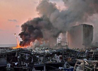 Explosion à beyrouth : au moins 27 morts et 2500 blessés
