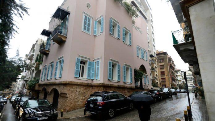 Explosions à Beyrouth : la maison de Carlos Ghosn