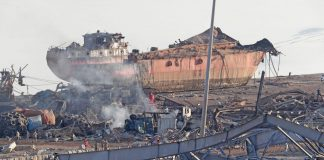 Explosions de Beyrouth EN DIRECT : Le matériel qui a explosé «aurait dû être enlevé»
