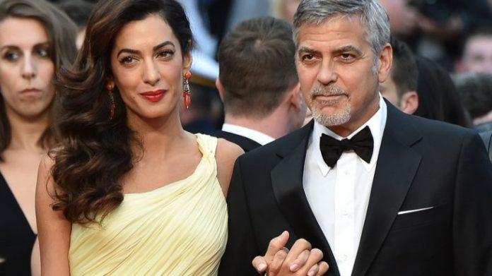 George et Amal Clooney font une très généreuse donation au Liban