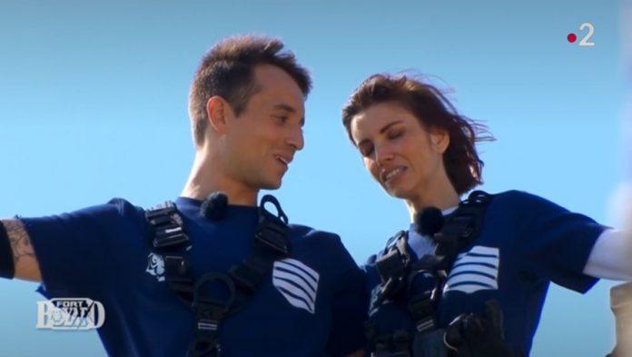 Hugo Clément et Alexandra Rosenfeld de retour sur Fort Boyard ce soir (détail)