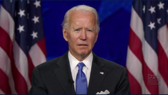 Joe Biden est officiellement le candidat démocrate (détail)