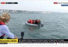Migrants traversant la Manche : BBC et Sky News au cœur d'une polémique (détail)
