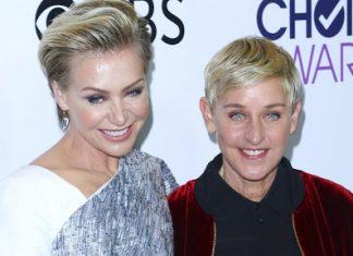 Portia de Rossi, La femme d'Ellen DeGeneres se porte à sa défense