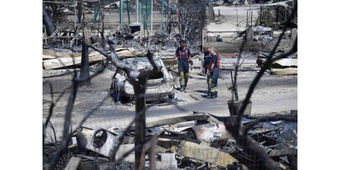 Un incendie à Marseille ravage plus de 1 000 hectares