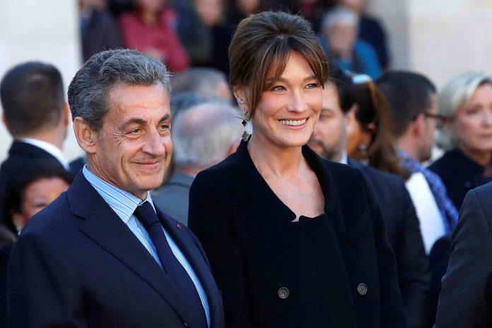 Carla Bruni-Sarkozy: Pourquoi elle avait peur pour Nicolas Sarkozy pendant son mandat