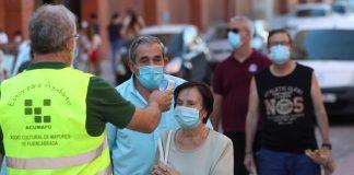 Coronavirus : Madrid confine des zones débordées par le virus (détail)