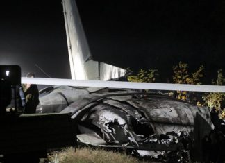 Crash en Ukraine : 26 morts, panne d'un moteur évoquée (détail)