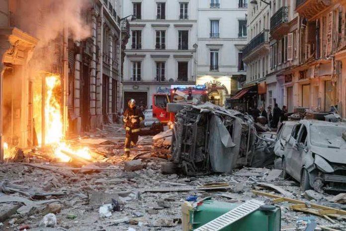 Explosion de la rue de Trévise à Paris : la mairie et un syndic mis en examen (détail)