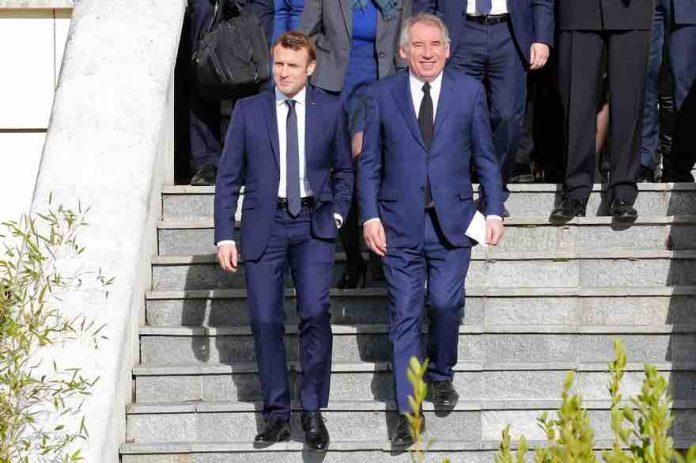 François Bayrou nommé haut-commissaire au plan (détail)