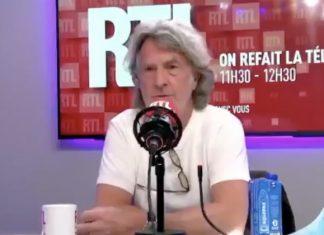 François Cluzet fracasse en direct Jean-Marie Bigard (Vidéo)