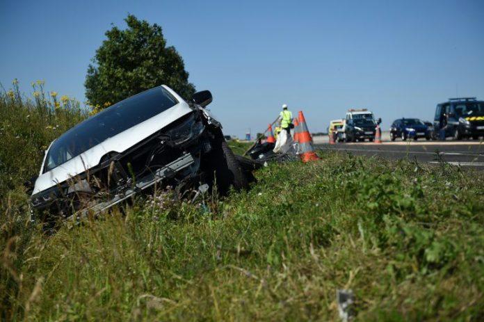 France : 19% de morts en moins en août, le nombre d'accidents en hausse