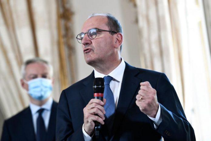 Jean Castex dévoile les contours du plan de relance (détail)