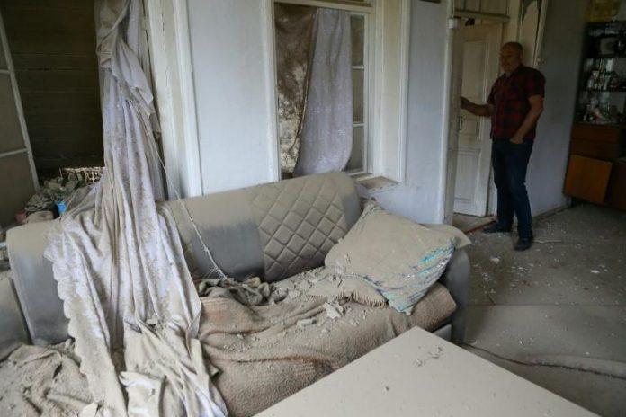 Karabakh: des dizaines de morts dans les combats (détail)
