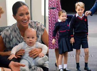 Kate Middleton et William se confient sur leurs enfants Louis et Charlotte ! (détail)