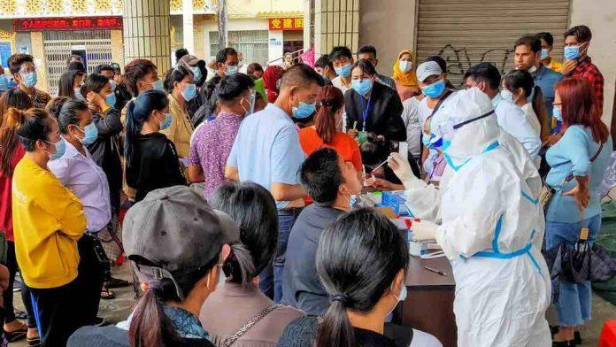 La Chine confine une ville entière après trois cas de Coronavirus