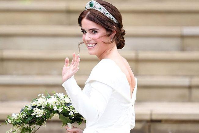 La princesse Eugenie est enceinte de son premier enfant