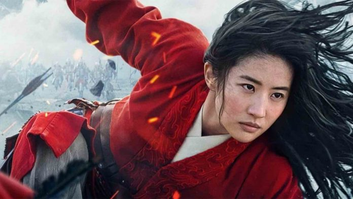 Le film Mulan ne passe toujours pas (détail)