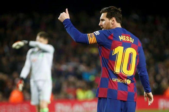 Manchester City propose un contrat XXL à Lionel Messi (détail)