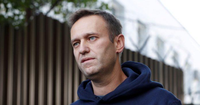 Navalny peut se lever de son lit, son état de santé s'améliore (détail)