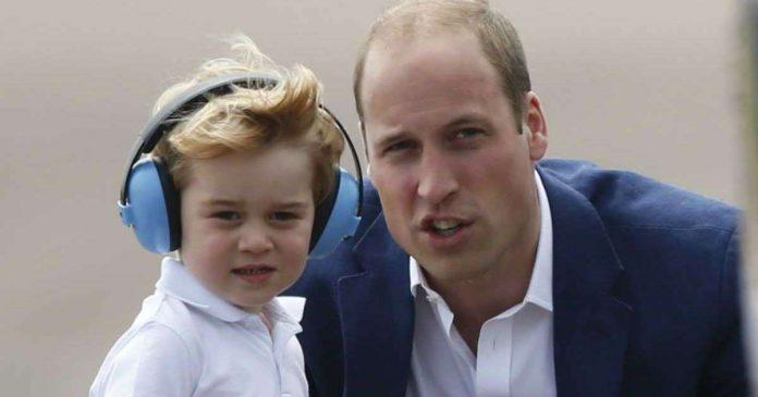 Prince George : sa sortie qui fait polémique (détail)
