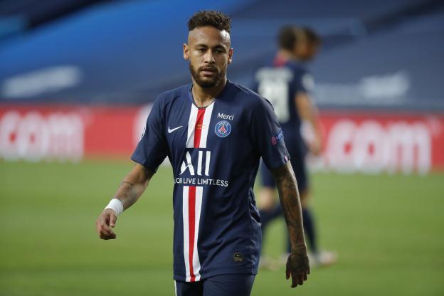 PSG : Neymar testé positif au coronavirus (détail)