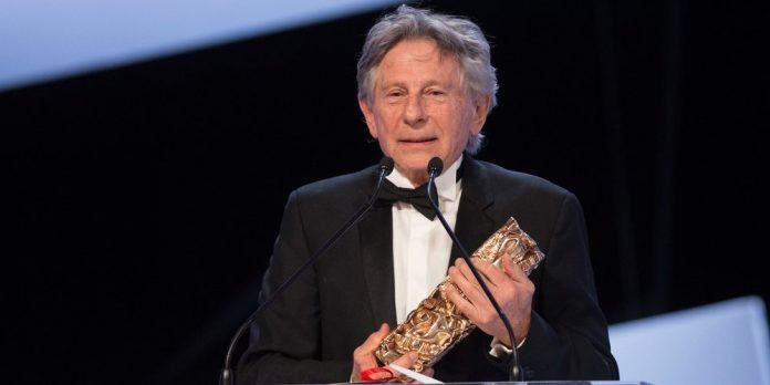 Roman Polanski maintenu à l'académie des Césars