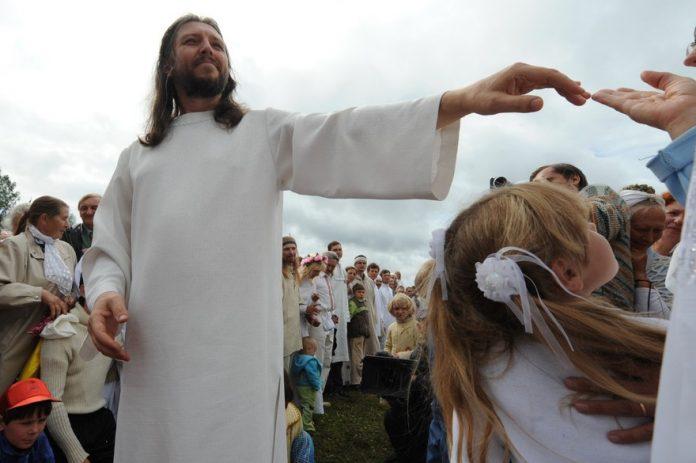 Russie : le «Jésus sibérien» arrêté par les forces spéciales (détail)