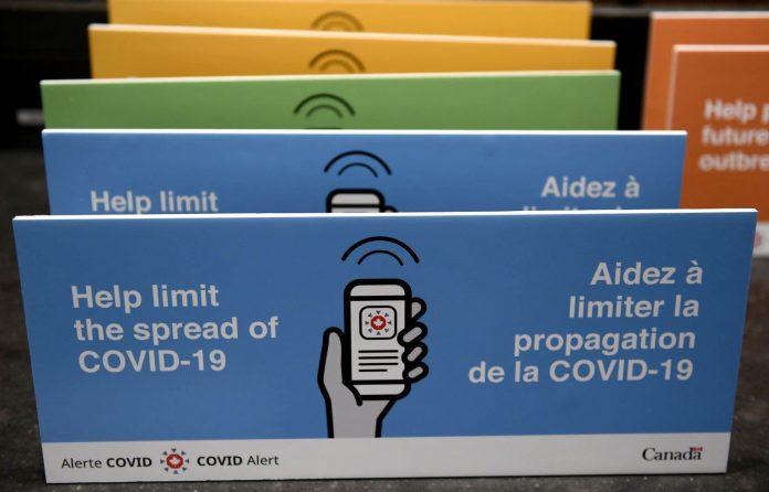 Alerte COVID 3,4 millions de téléchargements au pays (détail)