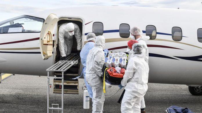 Coronavirus en direct : Près de 200.000 cas en 24 heures aux Etats-Unis
