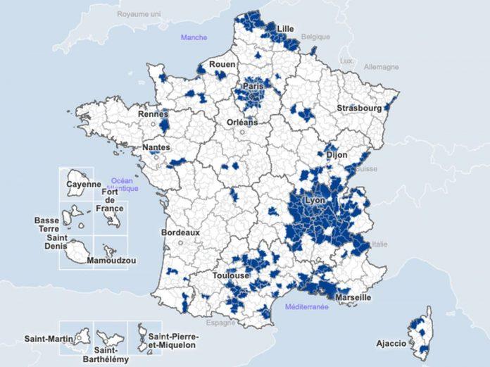 Coronavirus France en direct : Quelles sont les zones les plus touchées par le Covid? (CARTE)