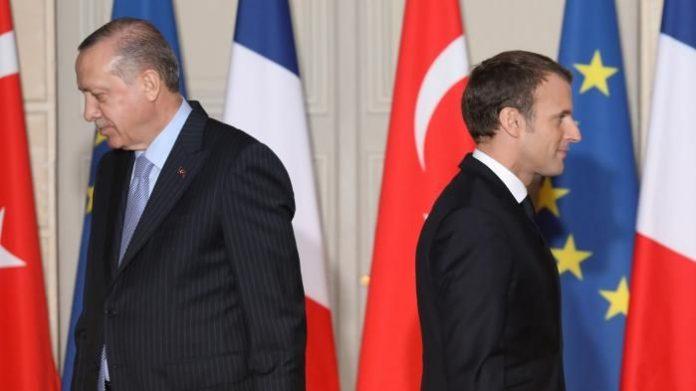 Erdogan met en doute « la santé mentale » de Macron (détail)
