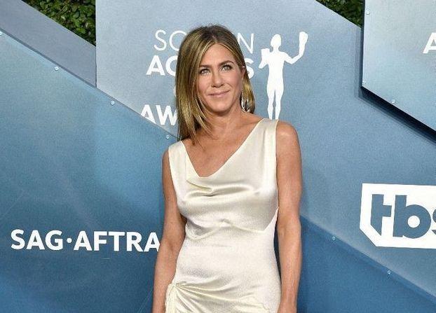 Jennifer Aniston prie ses fans de ne pas voter pour Kanye West (détail)