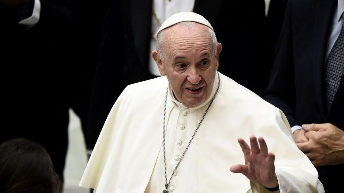 Le pape favorable à une «union civile» pour les couples homosexuels
