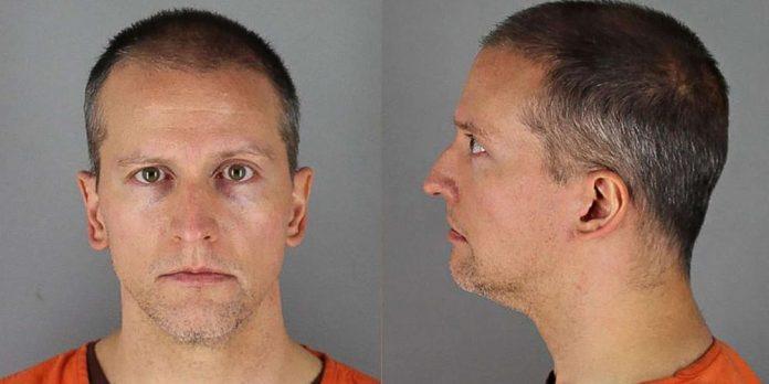 Le policier Derek Chauvin libéré sous caution (détail)