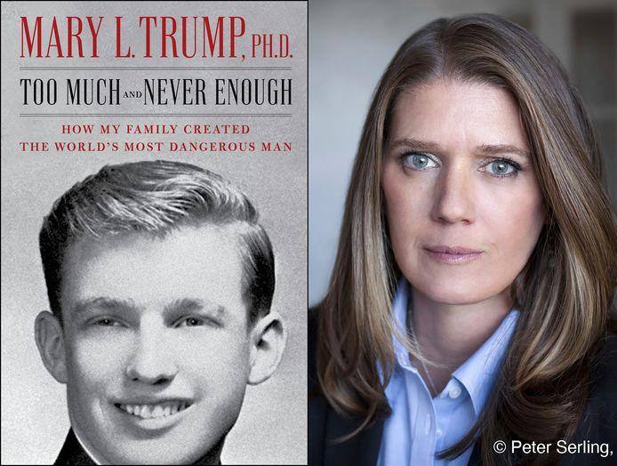 Mary L. Trump épingle son oncle Donald :