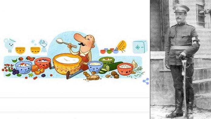 Qui est le Dr Stamen Grigorov, honoré par un Google Doodle ce Mardi ?