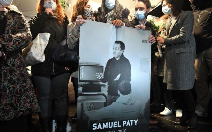 Samuel Paty : qui sont les sept personnes présentées au juge antiterroriste ?