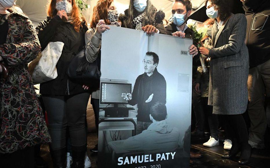 Hommage à Samuel Paty : émotion et résilience à Nantes  |Samuel Paty