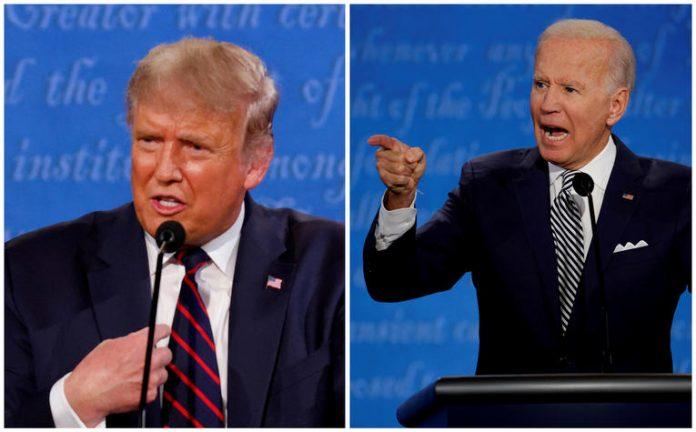 Trump refuse de participer à un débat virtuel avec Biden (détail)