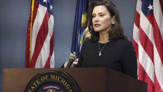 Un Complot pour enlever la gouverneure du Michigan Gretchen Whitmer