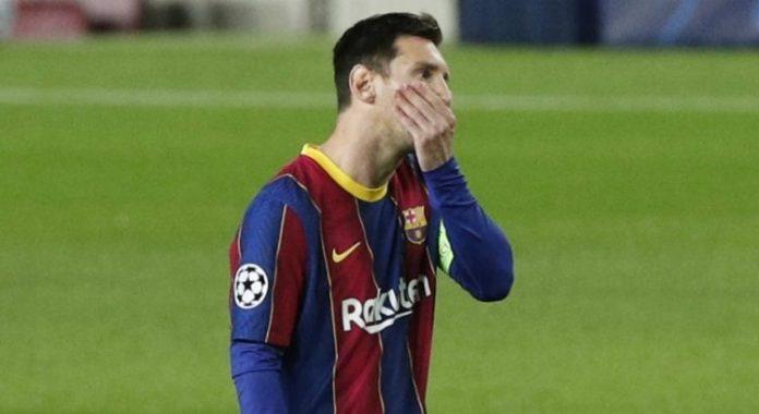 Barça : Messi s'agace sur le sujet Griezmann (détail)