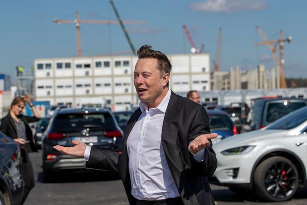Coronavirus: Elon Musk contrôlé positif… et négatif aux tests antigéniques