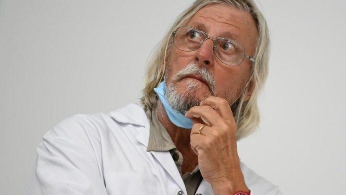 Didier Raoult porte plainte contre un membre de l'Ordre des médecins (détail)