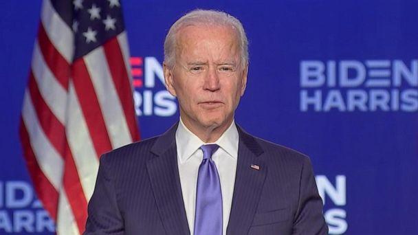Joe Biden inquiet pour la campagne de vaccination aux États-Unis (détail)