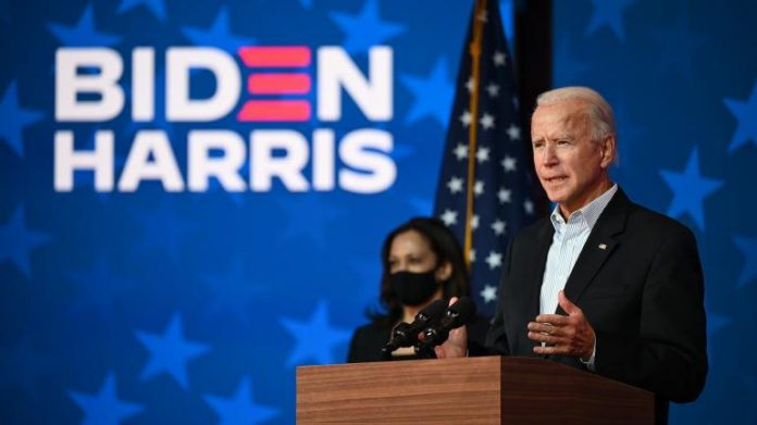 Elections américaines 2020 en direct : Joe Biden va s'adresser à la nation vendredi soir