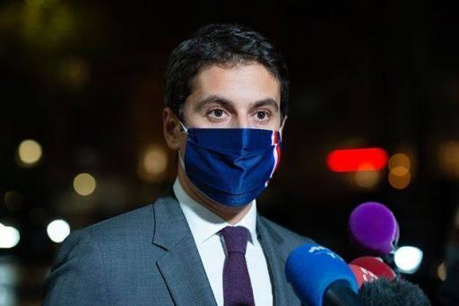Gabriel Attal : L'isolement obligatoire des malades « mérite un débat » (détail)